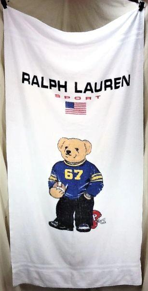 666bbd0f9ff Vintage 90's Polo Ralph Lauren