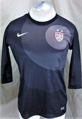 Nike Team USA Men s Soccer Team (Medium) Dri-Fit Graphic 1 2 be499bf6d