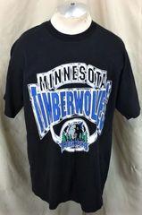 2c0f27f07 Vintage 00 s Minnesota Timberwolves Basketball (XL) Retro NBA Graphic T -Shirt