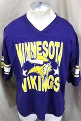 Vintage 90 s Minnesota Vikings (XL) Retro Graphic NFL Football Club T-Shirt 31a1bfe94