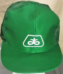 c93b38ce843 Vintage Pioneer Seed Company Farming Retro Snap Back Trucker Hat