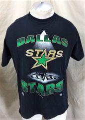 b16c2d39ada5 Vintage 1993 Starter Dallas Stars (Large) NHL Hockey Club Graphic T-Shirt