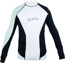 Mares Loose Fit Mens Rash Guard