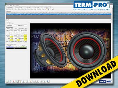 Press release term-pro enclosure design software released.