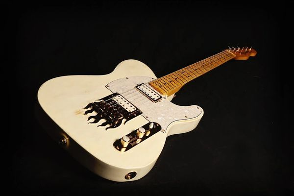 KJug Custom Tele Style 6 String Electric Guitar