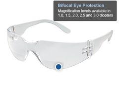 Starlite Mag Safety Glasses- with Bifocals
