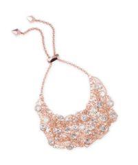 Stassi Bracelet in Rose Gold