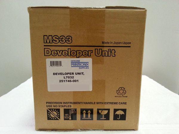 MicroPlex F32 / Printronix L7032 Developer Unit, p/n 1852 or 251746-001
