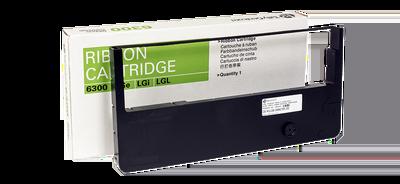 TallyGenicom 6300 Cartridge Ribbon, 4/Pack, 60M, 086041, NO LONGER AVAILABLE