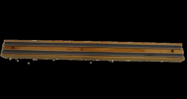 """Magnet Knife Bar 18"""" [Wood]"""