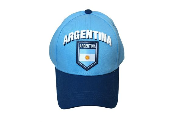 Argentina Soccer Team Authentic Official Licensed Soccer Cap ba9c51ad6e4