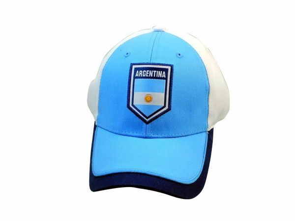Argentina Authentic Official Licensed Soccer Cap (Medium 22f493439dd
