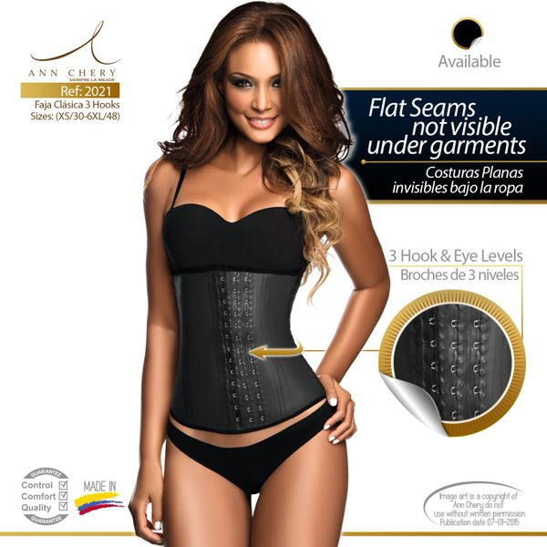 f884c8e234 Featured Products.  1 Seller DV 3 Hooks Ultimate Latex Waist Trainer ...