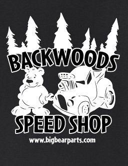 BACKWOODS SPEED SHOP