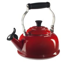 1.7qt. Whistling Kettle - Cerise