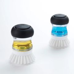 OXO SOAP DISPENSING PALM BRUSH REFILL (2 PACK)