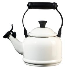 1.25qt. Demi Kettle - White