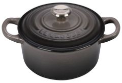 1qt. Signature Round Dutch Oven - Oyster