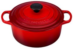 4.5qt. Signature Round Dutch Oven - Cerise