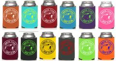 NTJC Custom Color KOOZIES 156 Color Options!!!