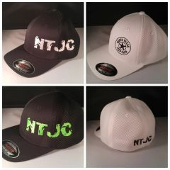 Custom NTJC Flex Fit Caps / Hats