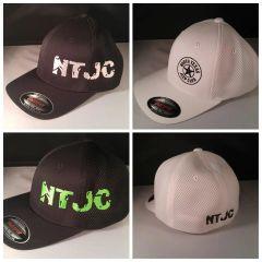 Custom NTJC Flex Fit Caps / Hats