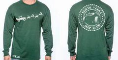 NTJC ReinDeer Christmas Shirt, Short Sleeve or Long Sleeve!