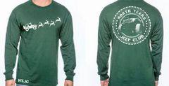 NTJC ReinDeer Christmas Shirt, Short Sleeve or Long Sleeve!