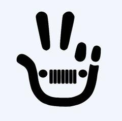 "Jeep Wave ""Curvy"""