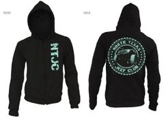 NTJC Youth Classic Zipper Front Hoodie