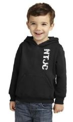 NTJC Toddler Classic Pull Over Front Hoodie