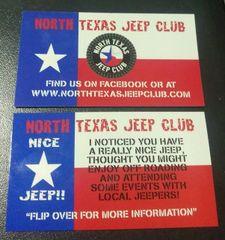 NTJC Invite Cards (50pk)