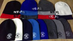 Custom & Pre-Made NTJC Embroidered Beanies