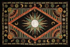 DAY LIGHT SUN TAPESTRY