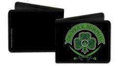 Dropkick Murphys Crest Bifold Wallet