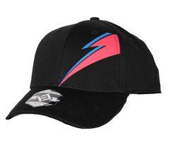 David Bowie Lightning Bolt Hat