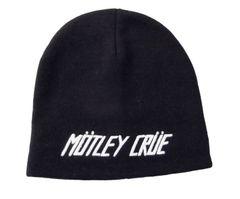 Motley Crue Logo Beanie Hat