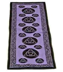 Triquetra COTTON yoga mat