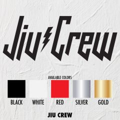 Jiu Crew - STICKERS
