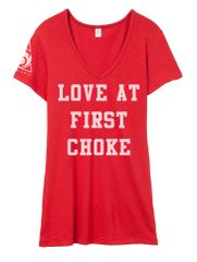 Love at first Choke