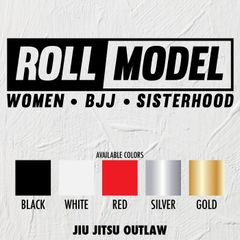 Roll Model - STICKERS