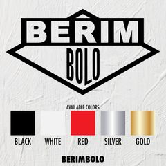 Berimbolo - STICKER