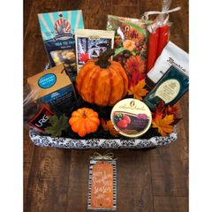 Happy Fall Basket