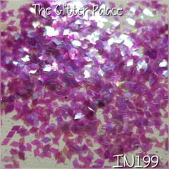 IN199 IR Purple Diamond Glitter Insert (1.5 gr baggie)