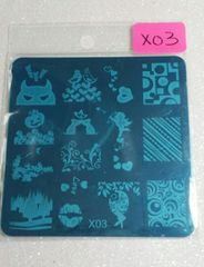 Stamping Plate (X03)