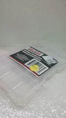 Storage- 12 compartment plastic storage box