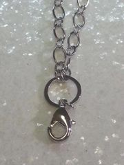 Living Locket or Floating Locket Upgraded Chain