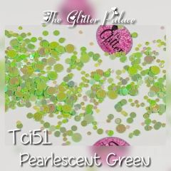 Pearlescent Green Dot Mix (Tci51)