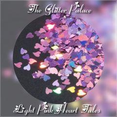 Light Pink Heart Tales