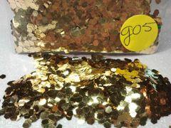 GO5 Medium Gold (.094) Solvent Resistant Glitter